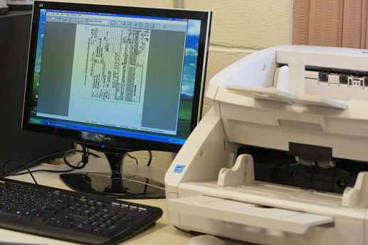 fSI scanning equipment
